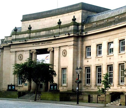 Bolton library and museum
