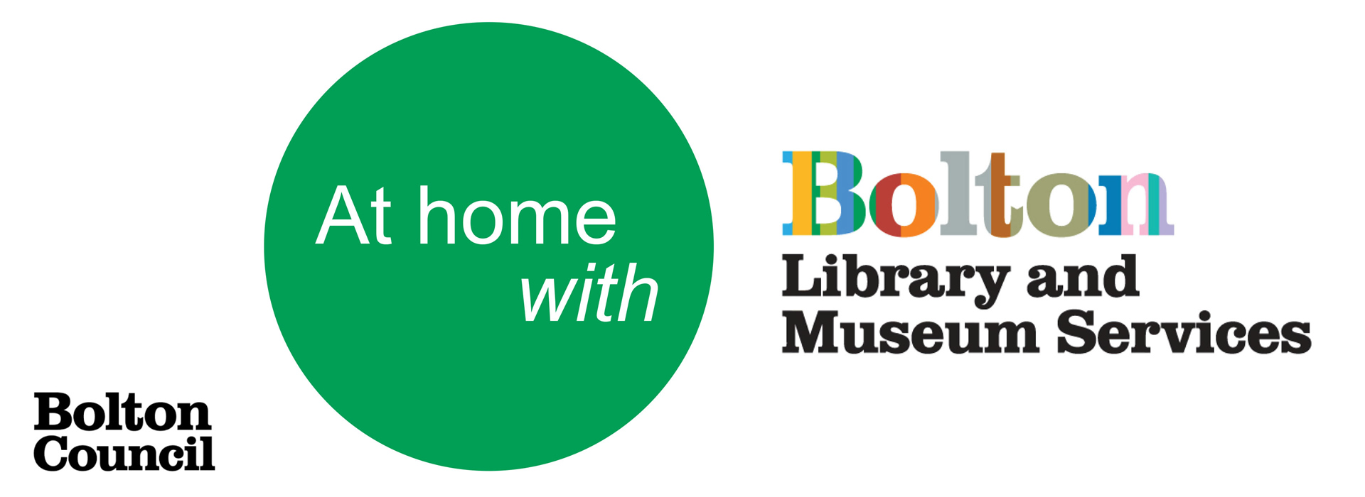 At home with Bolton Library and Museum Service